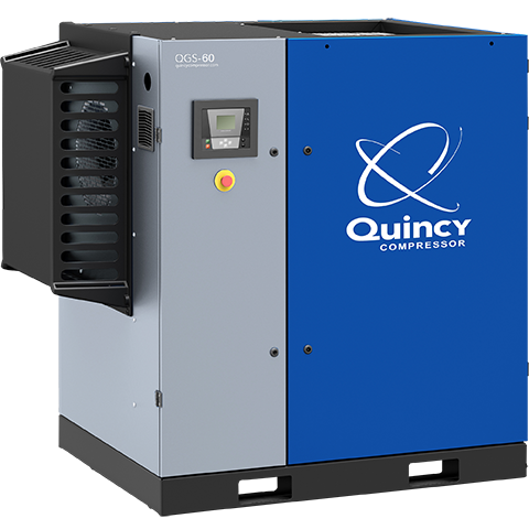Rotary Compressor By Quincy Air