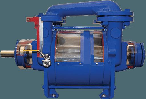 QLR Industrial Vacuum Pump