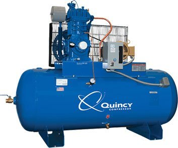 Quincy air compressor QR-25 1-25 hp Heavy Duty Compressors