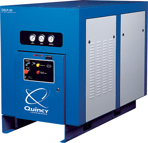 QSLP 10-200 hp Low Pressure Air Compressors