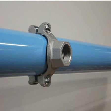 Aluminum Pipe For Industrial Compressed Air Systems