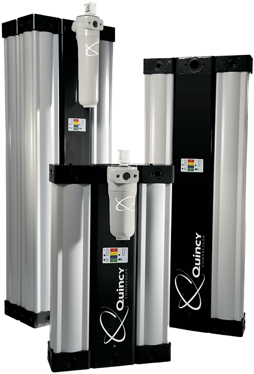 Heatless Desiccant Dryers By Quincy Air Compressors