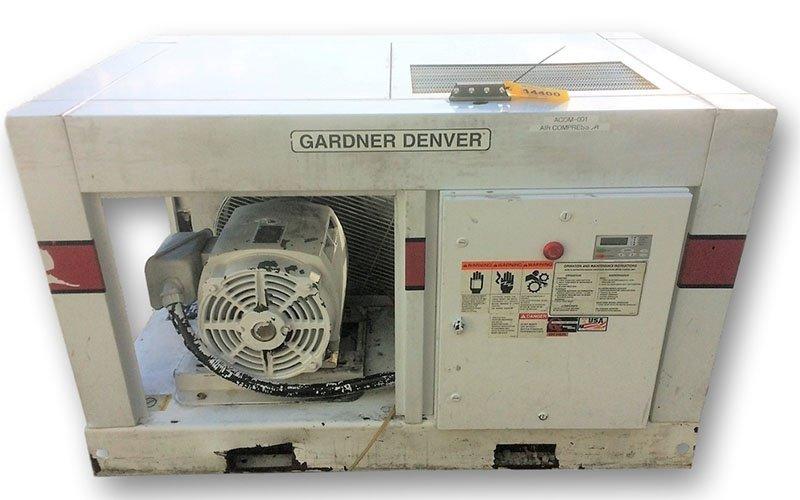 Repairing Or Replacing A Gardner Denver Compressor