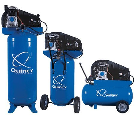 Quincy Single State Air Compressor