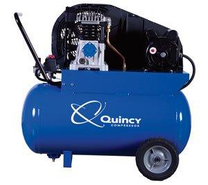 Quincy portable air compressor