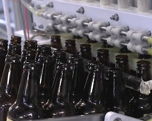 ELGi Air Compressor Production Lines Brewery