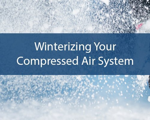 Winterizing your air compressor
