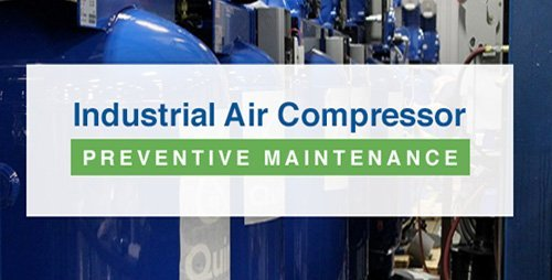 Air compressor maintenance Grand Rapids, Detroit, Lansing, Traverse City, Kalamazoo