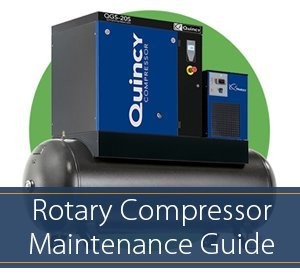 Rotary Screw Air Compressor Maintenance