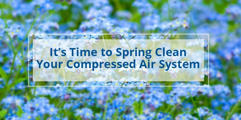 Industrial Air Compressor Spring Cleaning Tips - Michigan