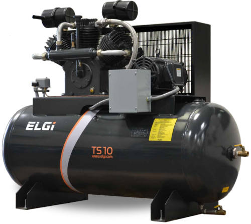 Lubricated-Reciprocating-Industrial-Air-Compressor